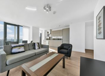 Thumbnail 2 bed flat for sale in Stratosphere Tower, Stratford, London