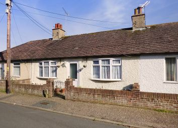 Thumbnail 2 bed terraced bungalow for sale in Grove Crescent, Littlehampton