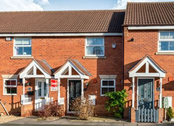 Thumbnail 2 bed terraced house for sale in The Brambles, Norton Canes, Cannock