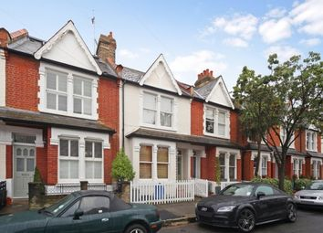 Thumbnail 2 bed cottage to rent in Geraldine Road, Chiswick