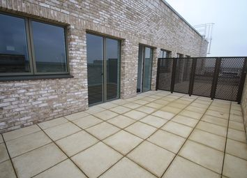 Thumbnail 3 bed flat to rent in Baille Apartments, 31 Lockside Way, Royal Docks