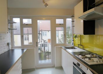Thumbnail 2 bed flat to rent in Dallington Road, Hove