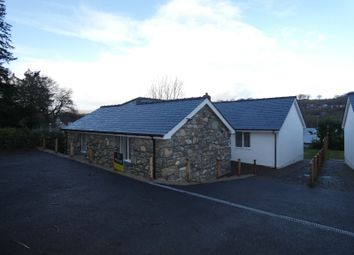 Thumbnail 3 bed bungalow for sale in Fron Serth, Dolgellau
