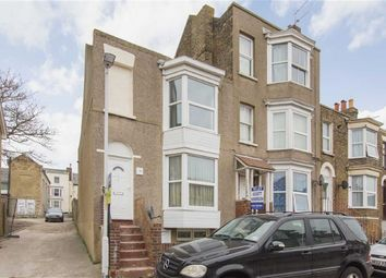 Thumbnail 3 bed end terrace house for sale in Dane Hill Row, Margate