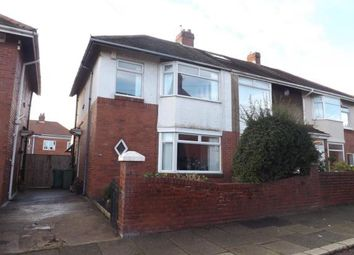 Thumbnail 3 bed semi-detached house for sale in Banbury Terrace, South Shields, Tyne And Wear
