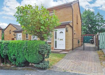 Thumbnail 2 bed semi-detached house to rent in Biddenden Road, Leeds
