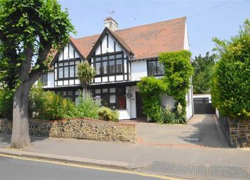 Thumbnail 4 bedroom semi-detached house for sale in Fermoy Road, Thorpe Bay, Essex