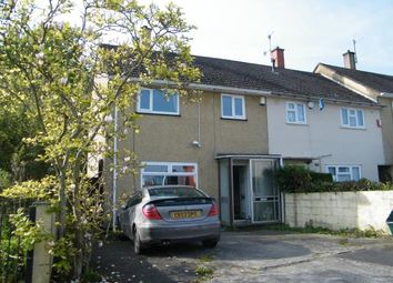 Thumbnail 3 bedroom end terrace house for sale in Maceys Road, Bristol, Somerset