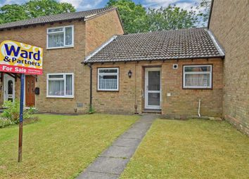 Thumbnail 2 bed terraced bungalow for sale in Tavistock Close, Walderslade Woods, Chatham, Kent