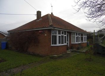 Thumbnail 3 bedroom detached bungalow to rent in Jermyns Road, Reydon, Southwold