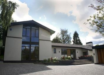 Thumbnail 5 bed detached house for sale in Macclesfield Road, Alderley Edge, Cheshire