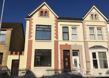 Thumbnail 4 bed end terrace house for sale in New Road, Llanelli
