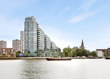 Thumbnail 2 bed flat to rent in Montevetro, Battersea Church Road, Battersea