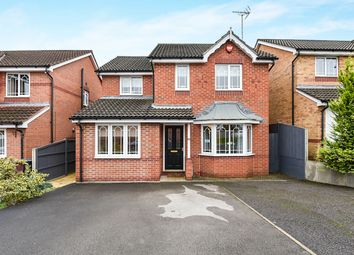 Thumbnail 4 bed detached house for sale in Sough Road, South Normanton, Alfreton