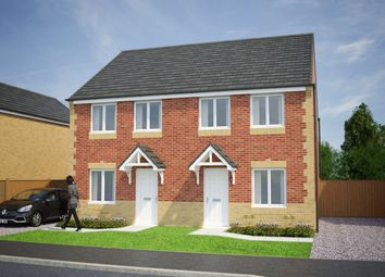 Thumbnail 3 bed semi-detached house for sale in The Lisburn, Travellers Green, Co Durham