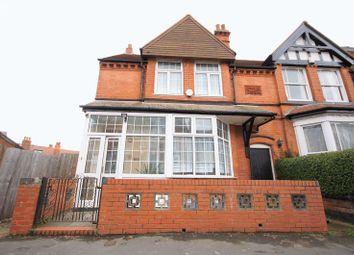 Thumbnail 4 bedroom terraced house for sale in Cadbury Road, Moseley, Birmingham