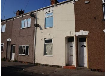 Thumbnail 3 bedroom terraced house for sale in 57 Duke Street, Grimsby, Lincolnshire