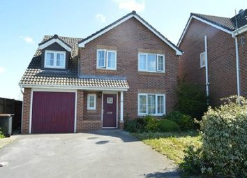 Thumbnail 6 bed detached house to rent in Galingale View, Near Keele, Newcastle-Under-Lyme