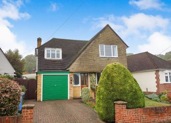 Thumbnail 3 bed detached house to rent in Cranmore Close, Aldershot