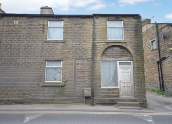 Thumbnail 2 bedroom end terrace house for sale in Commercial Road, Skelmanthorpe, Huddersfield