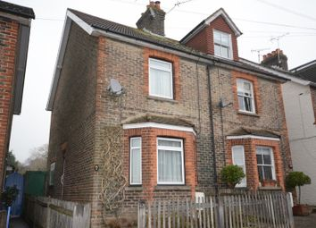 Thumbnail 3 bedroom semi-detached house for sale in Morton Road, East Grinstead, West Sussex