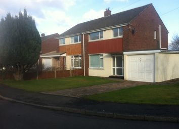 Thumbnail 3 bed semi-detached house to rent in Smithy Court, Carlisle
