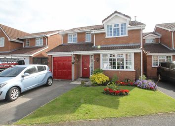 Thumbnail 4 bed detached house for sale in Oswell Road, Shrewsbury