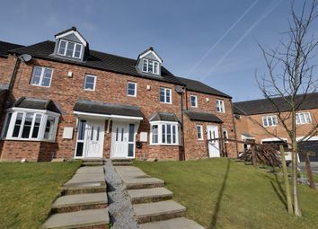 Thumbnail 3 bed town house for sale in Cobblestones Drive, Illingworth, Halifax, West Yorkshire