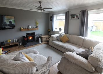 Thumbnail 3 bed semi-detached house for sale in Oxnead Drive, Caister-On-Sea, Great Yarmouth