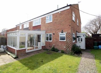 Thumbnail 2 bed flat for sale in Ayland Close, Newent