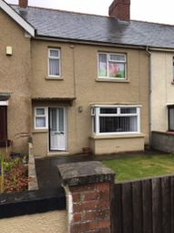 Thumbnail 3 bed terraced house to rent in Portfield Avenue, Haverfordwest
