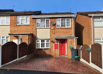 3 bed end terrace house for sale in Priory Field Close, Bilston WV14