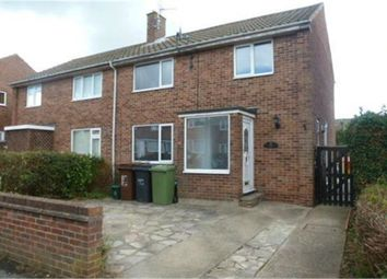 Thumbnail 1 bed end terrace house to rent in Room 1, Calder Close, Corby, Northamptonshire