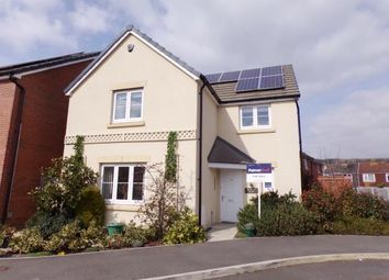 Thumbnail 4 bed detached house for sale in Mendip Road, Weston-Super-Mare