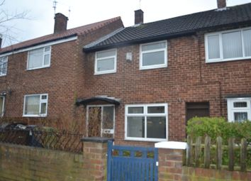 Thumbnail 2 bed terraced house to rent in Carr Croft, Ford, Litherland