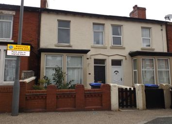 Thumbnail 3 bed terraced house to rent in Durham Road, Blackpool