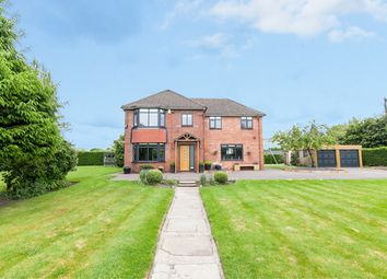Thumbnail 4 bed detached house for sale in Woodcote Road, Dunham Massey, Altrincham
