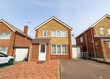 Thumbnail 3 bed detached house for sale in Larchcroft Close, Ipswich