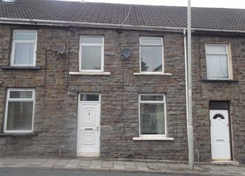 Thumbnail 3 bed terraced house to rent in Grovefield Terrace, Tonypandy