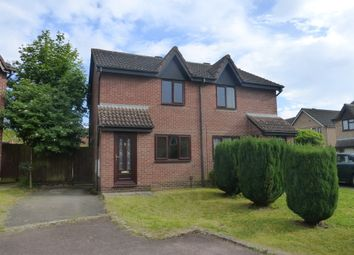 Thumbnail 2 bed semi-detached house for sale in Snowdrop Close, Abbeymead, Gloucester