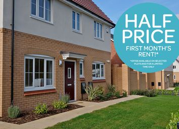 Thumbnail 3 bed semi-detached house to rent in Grantham Chicory Way, Norris Green Village, Liverpool