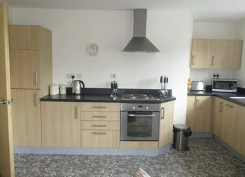 Thumbnail 2 bed flat to rent in Nottingham Road, Daybrook, Nottingham