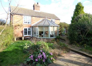 Thumbnail 3 bed cottage for sale in Chapel Lane, Manby, Louth