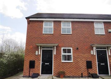 Thumbnail 2 bed terraced house to rent in Water Reed Grove, Walsall