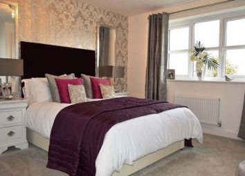 Thumbnail 4 bed detached house for sale in Plot 8 The Alderley, Gee Cross, Hyde