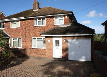 Thumbnail 3 bed semi-detached house to rent in St Saviours Road, Reading, Berkshire