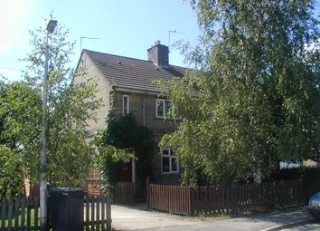 Thumbnail 2 bedroom semi-detached house to rent in New Street, Cambridge