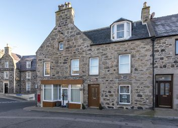 Thumbnail 6 bed terraced house for sale in The Square, Portsoy, Aberdeenshire