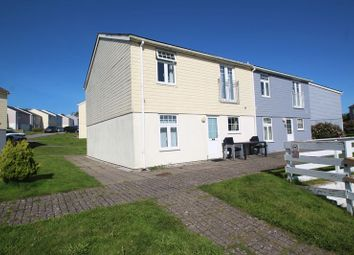 Thumbnail 4 bed semi-detached house for sale in Newquay