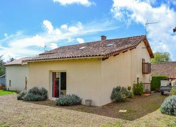 Thumbnail 4 bed property for sale in St-Gourson, Charente, France
